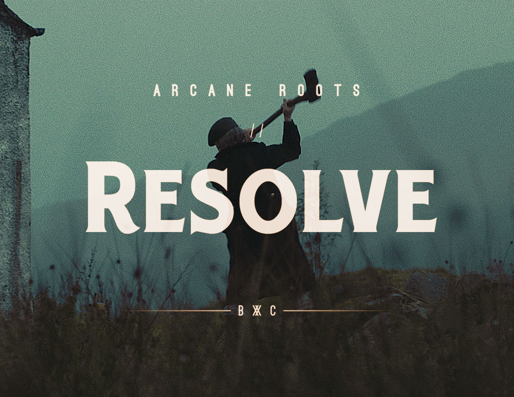Arcane Roots - Resolve • Miguel Santana